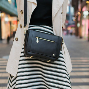 Mini KT Crossbody - Black