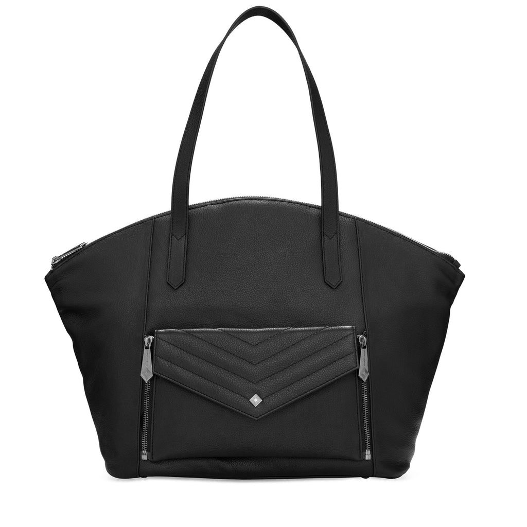 KT Tote leather handbag - Jennifer Hamley luxury leather handbags and laptop bag for working women