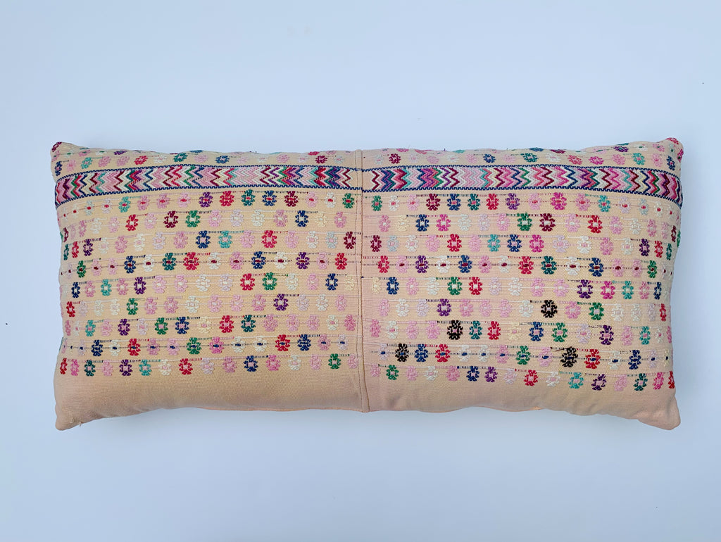 Vintage Lumbar Pillow 08