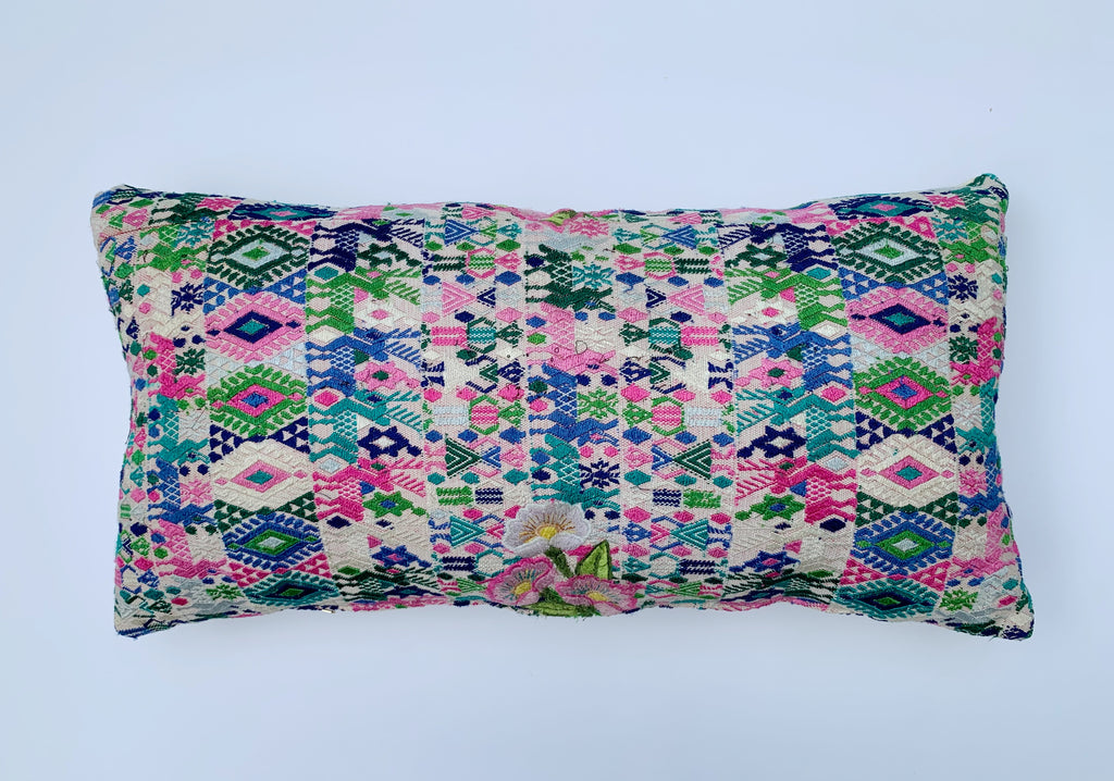 Vintage Lumbar Pillow 07