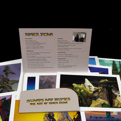 Islands and Bridges Roger Dean Special Exhibition Card Collection
