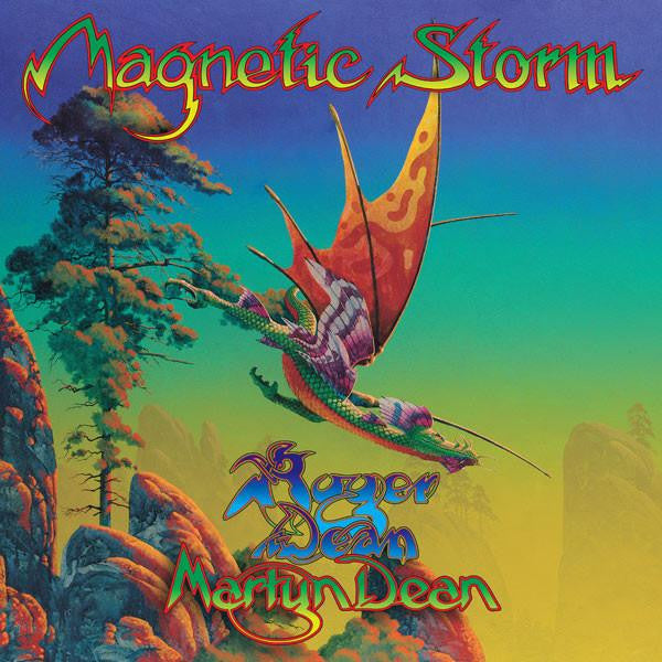 Magnetic Storm Book
