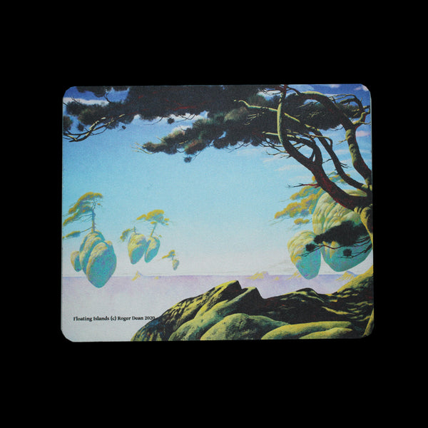 FLOATING ISLAND MOUSE MAT