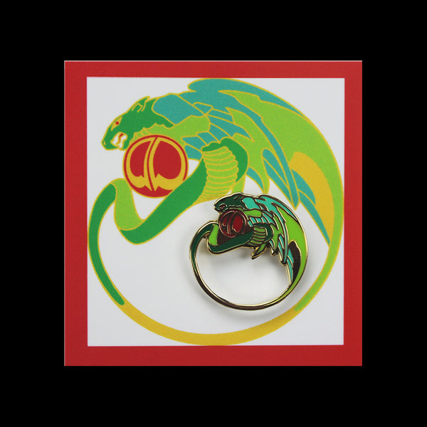 Dragons Dream Pin Badge