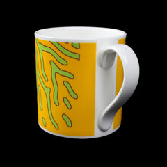 ANGEL WINGS MUG (GREEN/YELLOW)