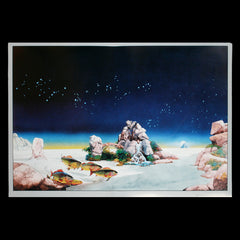 Tales of Topographical Oceans Poster (59x86cm)