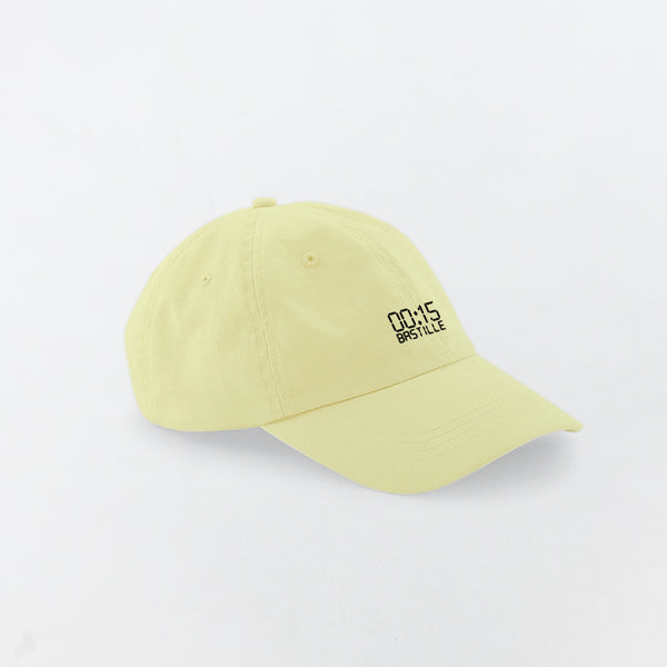 00:15 BASTILLE PASTEL LEMON DAD CAP