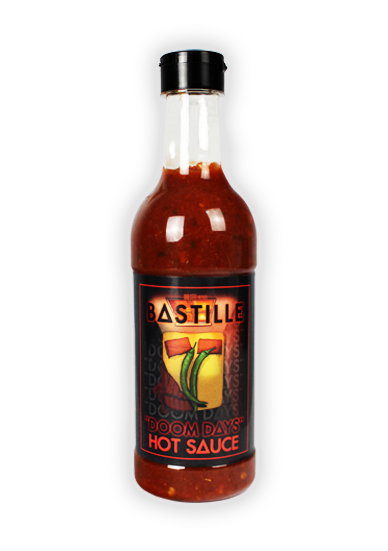 DOOM DAYS HOT SAUCE