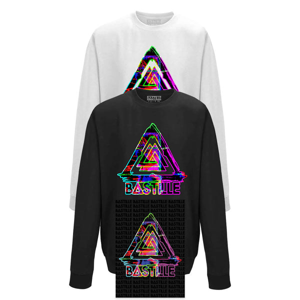 EVOLUTION GLITCH LONG SLEEVE & POSTER BUNDLE