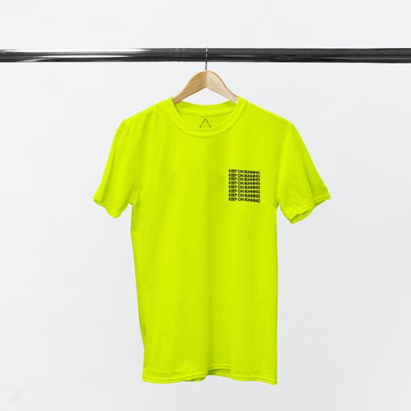 KEEP ON RUNNING LUMO T-SHIRT