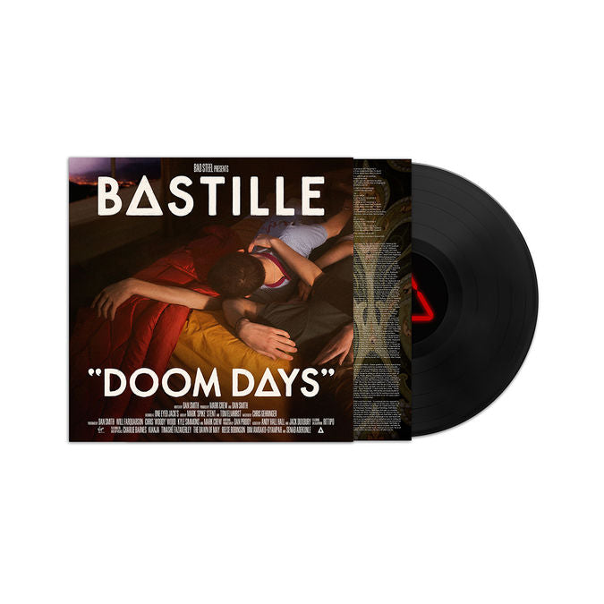 DOOM DAYS VINYL LP