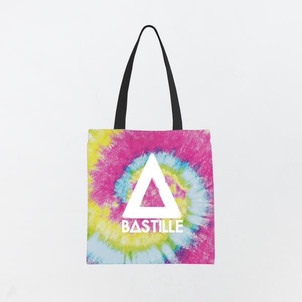 DOOM DAYS TIE DYE TOTE