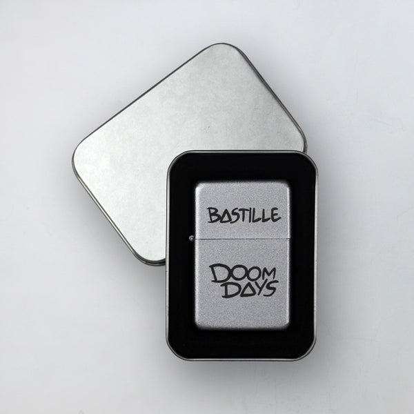 DOOM DAYS ZIPPO STYLE LIGHTER