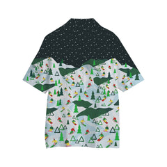 HAWAIIAN SKI SHIRT