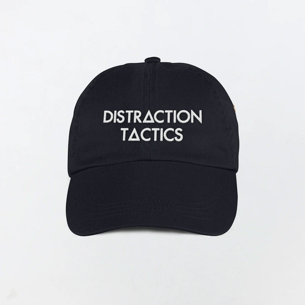 DISTRACTION TACTICS BLACK CAP