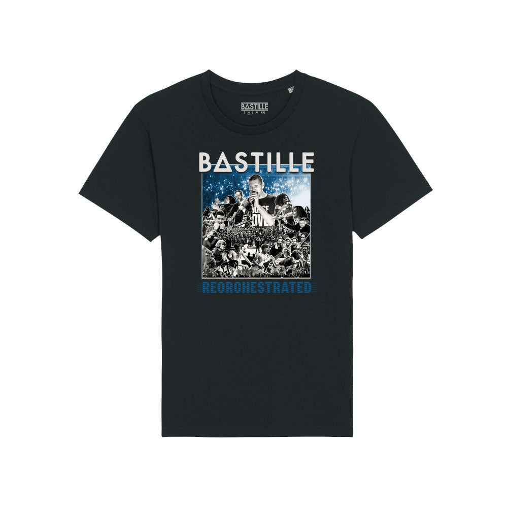 REORCHESTRATED 2021 BLACK TEE