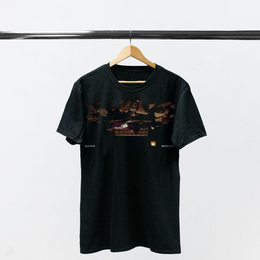 THOSE NIGHTS BLACK T-SHIRT