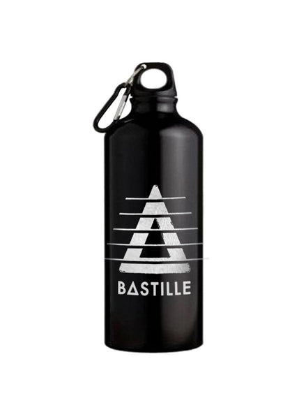 BASTILLE TRIANGLE BLACK WATER BOTTLE