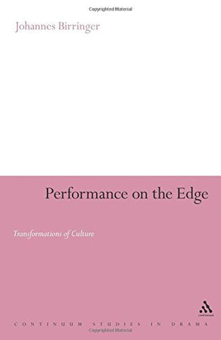 Textbook: Performance on the Edge: Transformations of Culture by Birringer, Johannes