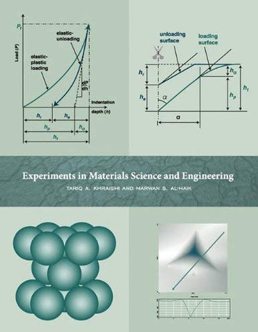 Textbook: Experiments in Materials Science and Engineering (1st Edition) by Khraishi, Tariq A.