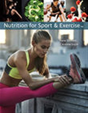 Textbook: Nutrition for Sport and Exercise (4th Edition) by Doyle, J. AndrewJ. Andrew Doyle