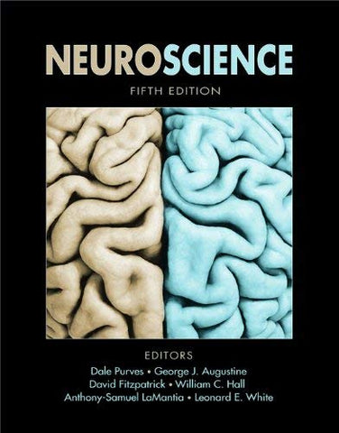 Textbook: Neuroscience (Loose-leaf Edition) (5th Edition) by Purves, Dale