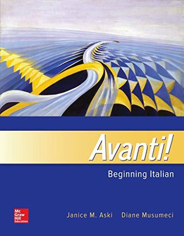 Textbook: Avanti! (Italian) (4th Edition) by Janice Aski
