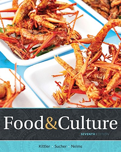 Textbook: Food and Culture by Nelms, Marcia