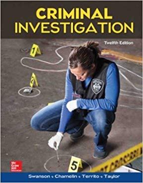 Criminal Investigation (12th Edition)