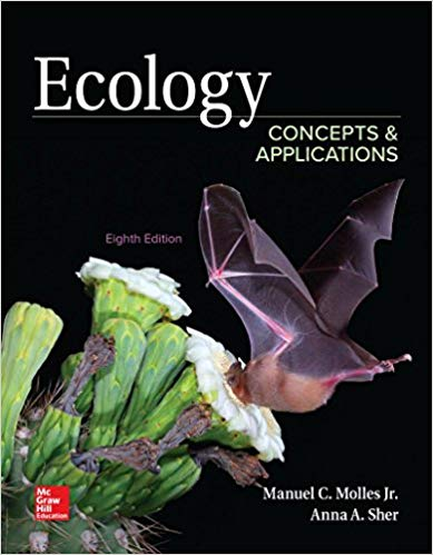 Ecology: Concepts and Applications (8th Edition)