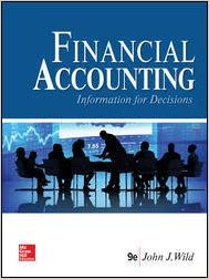 Financial Accounting: Information for Decisions (9th Edition)