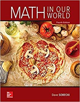 Math in Our World (4th Edition)