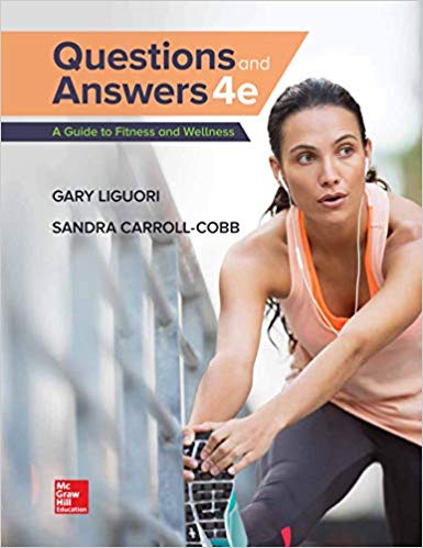Questions and Answers: A Guide to Fitness (4th Edition)