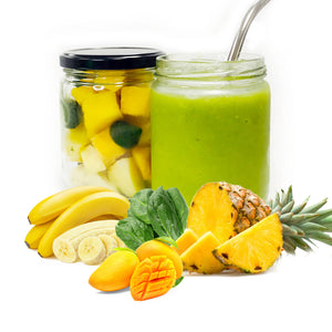 Exotic Tropic Smoothie Pack Meal in a Jar