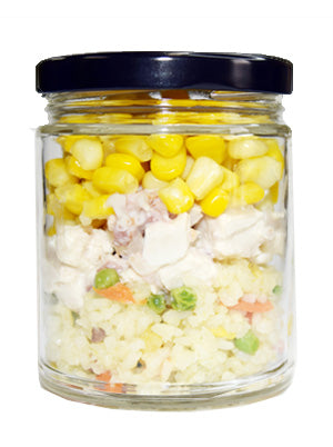 Chicken Mayo Fried Rice  Meal in a Jar Small