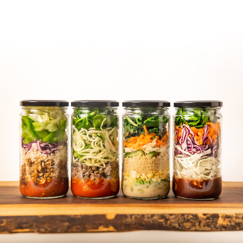 Meal in a Jar Try me 4 pack