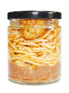 Meatball Spaghetti Small Jar