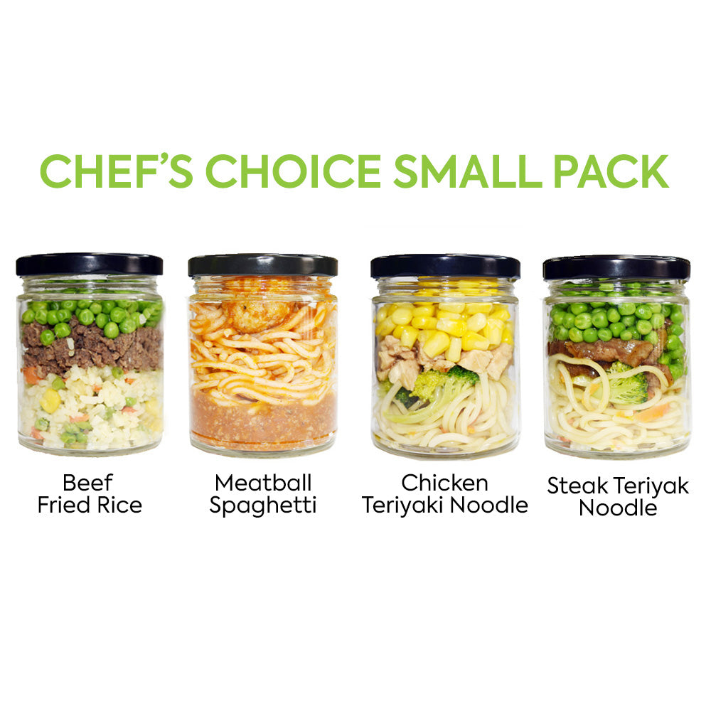 Chef's Choice Small Pack