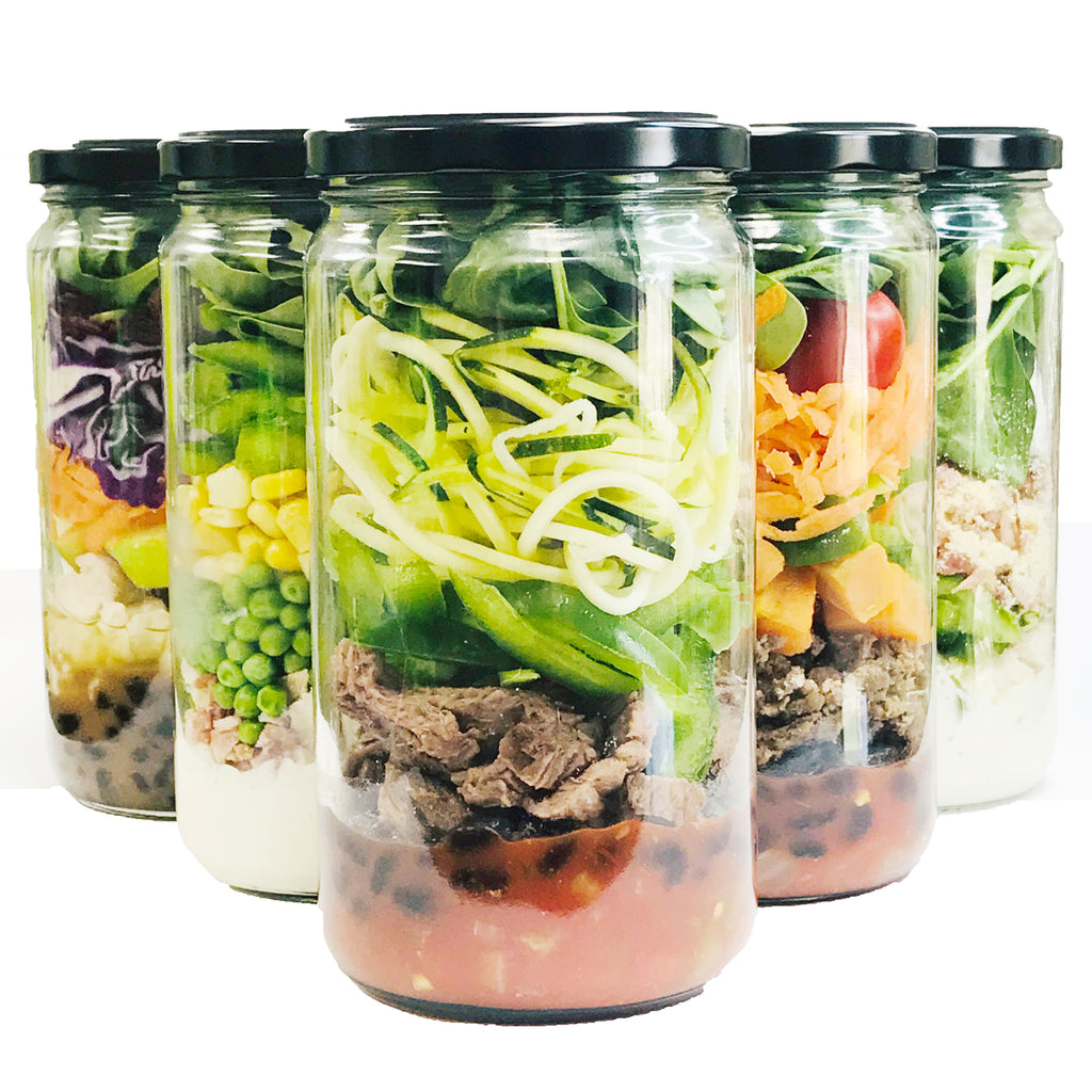 Family Meal in a Jar Plan