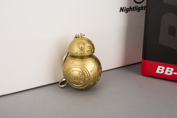 Star Wars™ BB-8 Night Light + Bonus BB-8 Keychain - Geek Bling