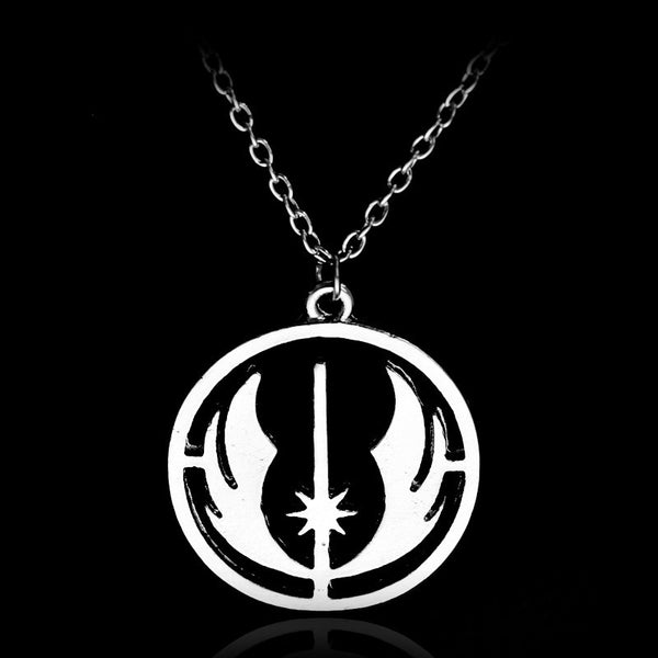 Star Wars™ Jedi Order Necklace - Geek Bling