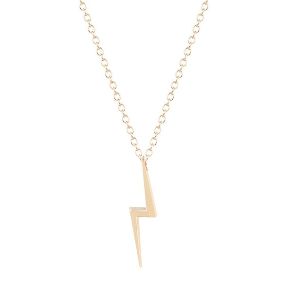 Harry Potter Lightning Scar Necklace - Geek Bling