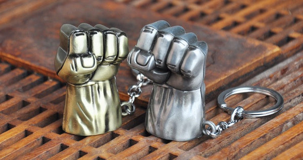 Marvel™ Hulk Keychain - Geek Bling
