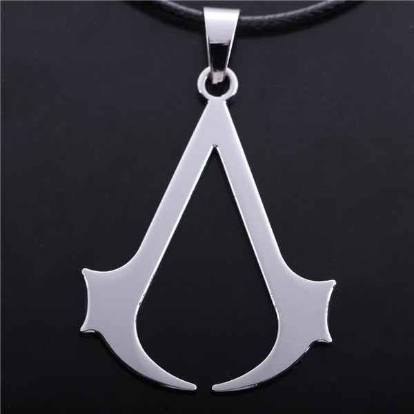 Assassins Creed Pendant Necklace - Geek Bling