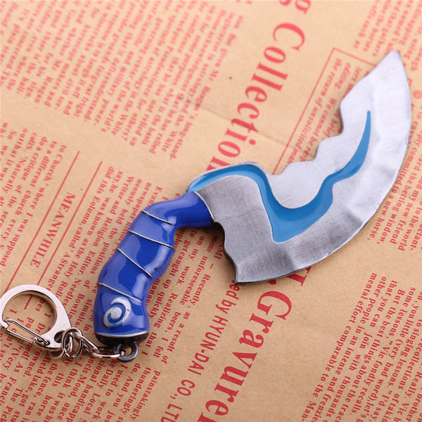 Dota 2 Kelen's Dagger Key Chain - Geek Bling