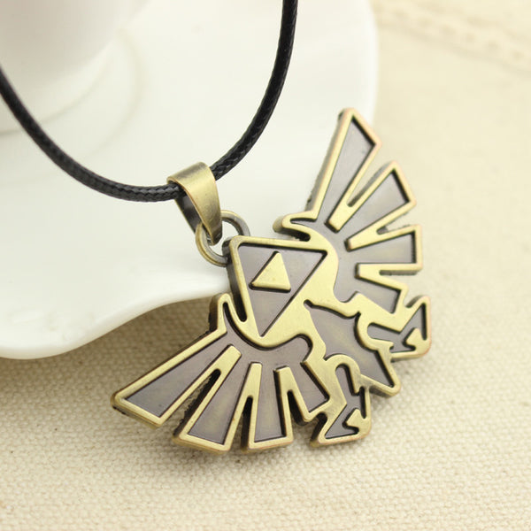 Legend Of Zelda Necklace - Geek Bling