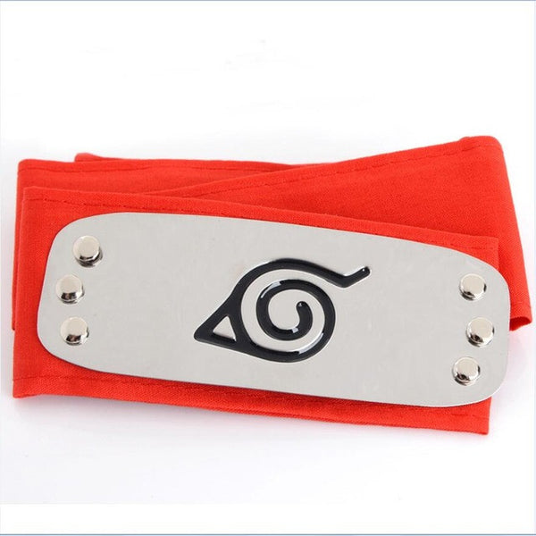 Naruto Headband - Geek Bling