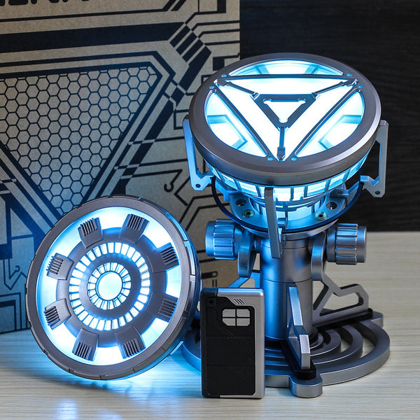 Iron Man Mk43 MK6 Arc Reactor - Geek Bling