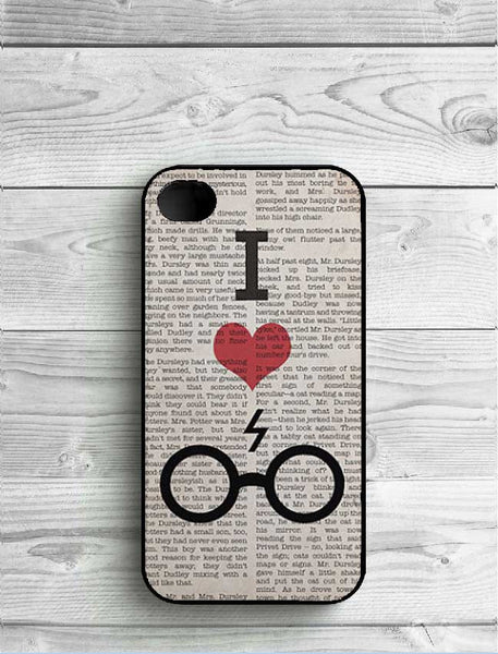 Harry Potter Character Case Cover For iPhone SE 4 4s 5 5s 5c 6 6S 6plus - Geek Bling