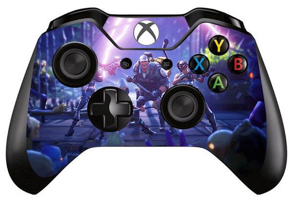 Fortnite Skin Sticker Decal For Microsoft Xbox One Game Controller - Geek Bling